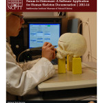 Creation of a website and online community forum for Osteoware: a software application for human skeleton documentation (2011-14):