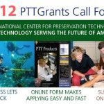 2012 Preservation Technology and Training Grants