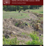 Dendrogeomorphological Investigation of Earthwork Stability at Poverty Point SHS, Louisiana (2013-08):