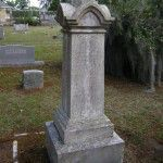 Cemetery Biological Growth Study Phase II Begins: