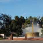 Fountain Conservation California Style: