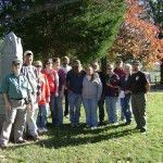 Iron Fencing Care Workshop in Bloomington, Indiana: