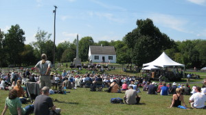 150th Anniversary of the Battle of Antietam September 17, 2012
