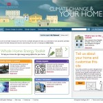 English Heritage: Climate Change and Your Home: Internet tool on climate change impacts for private homes