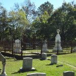 Cemetery Conservation Workshop in Pineville, Louisiana: