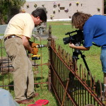 Care and Preservation of Iron Fence Work: