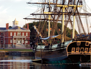 The Friendship at Salem Maritime National Historic Site