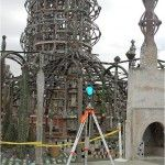 Monitoring Using Laser Scanning – Case Study of Watts Towers: