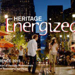Heritage Canada National Trust Conference 2015