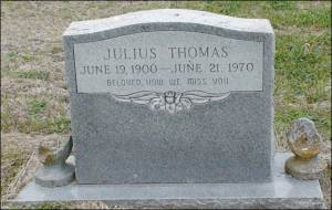 "Julius ""Jesse"" Thomas"
