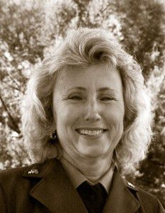 Director Fran P. Mainella, National Park Service