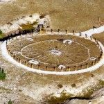 Medicine Wheel/Medecine Mountain National Historic Landmark (Traditional Cultural Property) Bighorn National Forest, Lovell, Wyoming