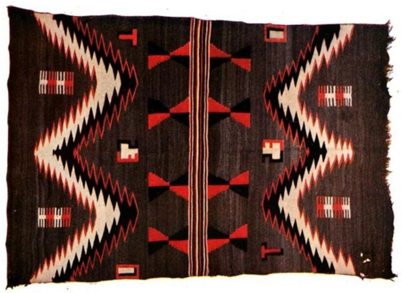 A PTT Grant was awarded to the University of Arizona to analyze contaminated Navajo textiles.