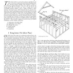 Historic American Timber Joinery, A Graphic Guide: I. Tying Joints: Tie Below Plate (2001-14):