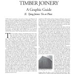 Historic American Timber Joinery, A Graphic Guide: II. Tying Joints: Tie at Plate (2001-15):