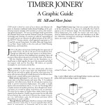 Historic American Timber Joinery, A Graphic Guide: III. Tying Joints: Sill and Floor Joints (2001-16):