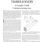 Historic American Timber Joinery, A Graphic Guide: V. Tying Joints: Roof Joinery Exclusive Trusses (2001-18):