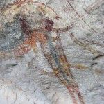 Effect of Water on Lower Pecos River Rock Paintings in Texas (1998-22):