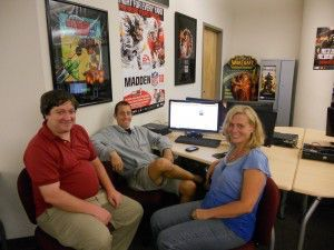 The RIT research group is designing a preservation game learning tool.