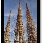 Taking the Art to the Streets: How the Citizens of Los Angeles Saved Watts Towers: