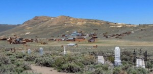 Bodie California National Park
