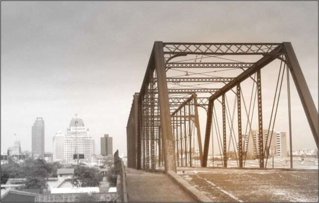 In Podcast 30: Andy Ferrell interviews Patrick Sparks about his work on Hays Street Bridge in San Antonio, TX.