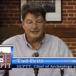 Tad Britt, Chief, Archeology & Collections