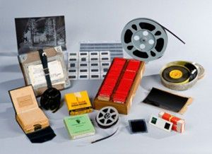 Cold storage for photographic materials