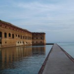 Climate Change at Dry Tortugas: Historic fort threatened by rising sea level