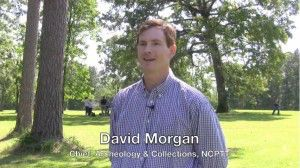 David W. Morgan, Chief, Archeology and Collections, NCPTT