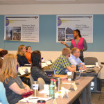 Workshop on Climate Change Impacts for Cultural Resources by The Denver Service Center.