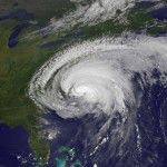 Hurricane Irene. Photo: NOAA.