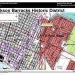 Jackson Barracks Historic District. Photo: National Park Service CRGIS