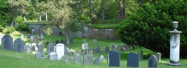 Old Burying Grounds
