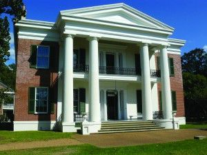 Plantation homes were uniquely constructed to regulate temperature while maintaining an air of elegance.
