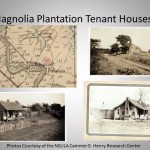 An Unlikely Paper Trail: Identifying the Sites and Inhabitants of the Tenant Quarters Community at Magnolia Plantation: