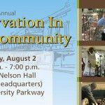 NCPTT to Host 2011 Preservation in Your Community Event: