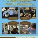 10th Annual Preservation In Your Community: