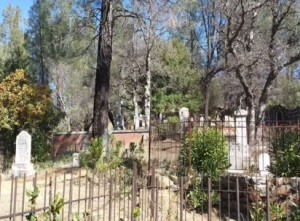 Shasta Catholic Cemetery, California Historic Park