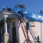 Tarp New Orleans project.